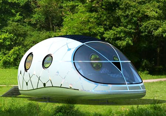 mercuryhouseone, architecture and vision, solar power, solar powered pod, pod, mobile lounge, mobile home, off-grid
