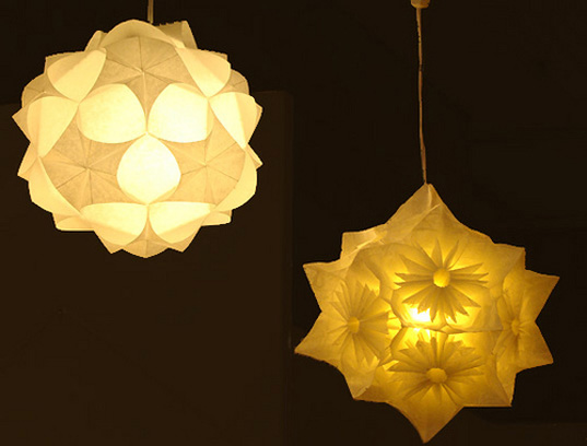 Inhabitat » PRECIOUS PIECES: Eco-friendly Lanterns and Parchments :  parchments lanterns sustainable design green design