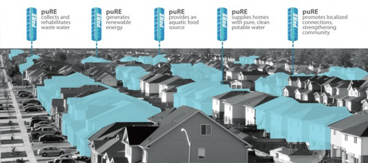 pure pool water treatment, pure water filtration, suburban pools, reburbia, biofilters, water filtration, green pools