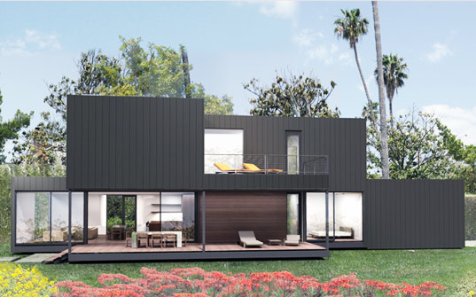 Dwell Homes Collection, Marmol Radziner Prefab, Prefab Homes, Sustainable Homes, Sustainable Construction, Modern Homes