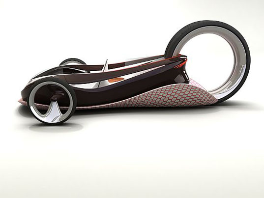 mag, magnetic vehicle, magnetic concept vehicle, MAG, green car, green vehicle, concept vehicle