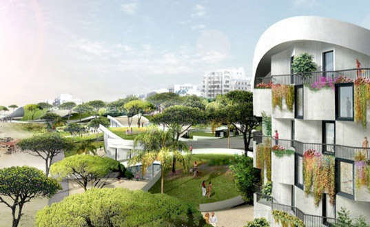 sustainable design, green design, green roof, green building, sustainable architecture, urban heat island effect, jds architects