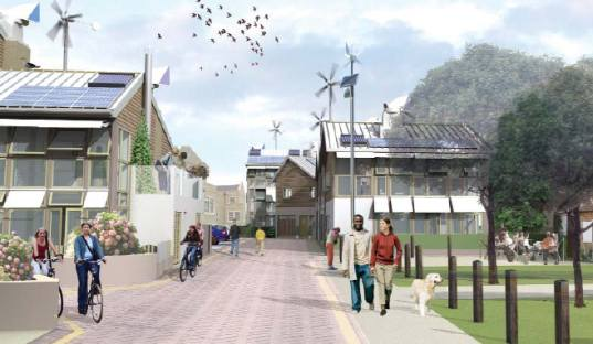RuralZED, ZED Factory, United Kingdom, UK zero energy home, Flat pack houses, prefarbricated houses, home, self-build, code six, code for sustainable homes, england