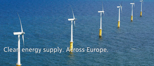 rwe innogy, enova wind farm, german offshore wind farm, renewable energy, offshore wind turbines, wind farm, sustainable design, 960 megawatt wind farm