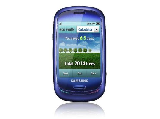 samsung blue earth, samsung solar powered phone, samsung solar phone, solar powered phone, recycled plastic water bottles, solar power, green power