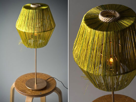Lamp by Scrap Lab, Black Nest by Scrap Lab, scrap lab, scraplab, scrap funiture, eco furniture, recycled materials furniture, re-purposed materials furniture, industrial scraps furniture, industrial waste furniture, eco friendly furniture, green furniture, leftover materials furniture