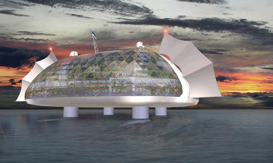 sesu seastead, ocean living, innovation, self sufficient, Marko Järvela, design competition, seasteading, modular platforms, hydrodynamics, new frontiers