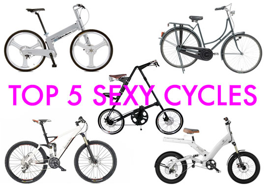 sustainable design, green design, transportation, bicycle, bike, cycling, inhabitat's top five bikes