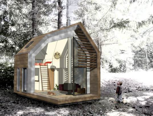 Sheds For Living Small Practical Prefab Living Space