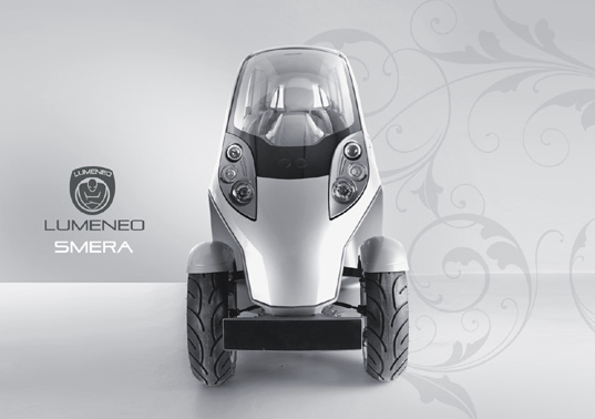 lumeneo smera, smera, lumeneo electric, electric smera, electric vehicle, electric concept vehicle, transportation tuesday, tilting vehicle, thin vehicle, small vehicle, smera2.jpg