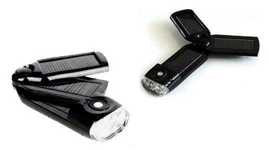 Solar Beam Three, Solar Power Flashlight Can Also Charge Your Gadgets!, Solar powered flashlight and gadget charger, solar power charger light, flashlight that charges gadgets