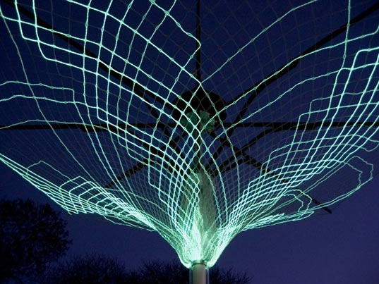 sustainable design, green design, sonumbra, solar tree, lighting, london design festival, solar power tree, lighting installation, eco art