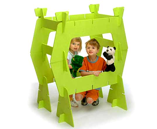 Sparkability Space Frame gym kids toys playtime sustainable materials eco-friendly holiday gifts