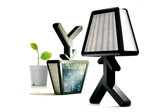 spark lamp, measure your energy, sweden, beverly ng, cool gadgets, led spark lamp, led lamp, solar powered lamp