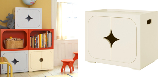 eco friendly storage, FCS wood furniture, green design families, kids room storage, nursery storage, playroom storage, Q Collection, Q Collection Stella Stackables, Q Collection storage, Q Collection stor