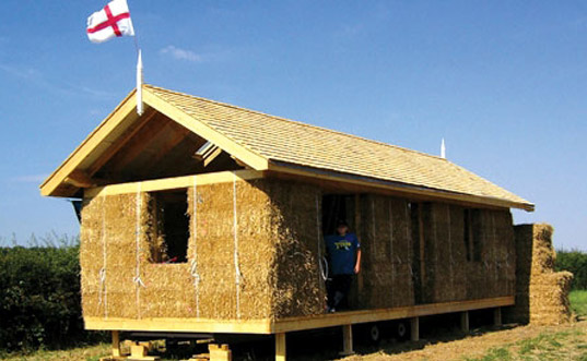 straw bale home, local materials, sustainable design, green building, energy efficient building, sustainable building materials