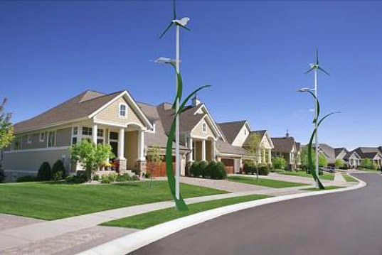 street lamp, lamp, LED, solar, wind, solar power, wind power, pv, wind turbine