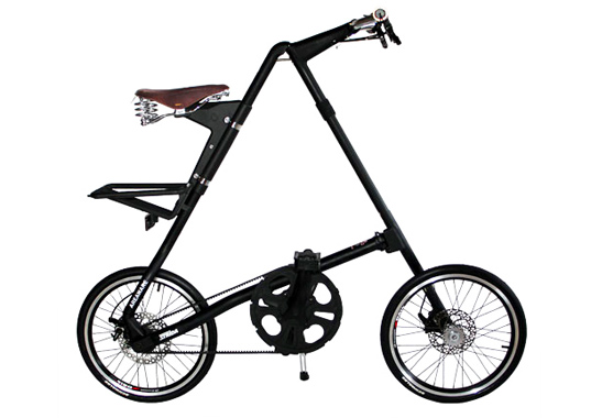 sustainable design, green design, transportation, bicycle, bike, cycling, strida folding bike