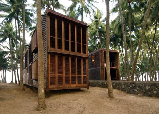 Bijoy Jain, Borassus, India, Palmyra House, Palmyra Palm, Studio Mumbai, sustainable architecture, green building, sustainable materials