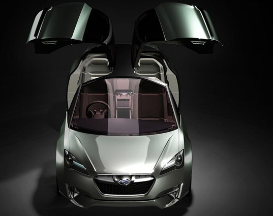 sustainable design, green design, transportation, electric vehicles, alternative transportation, Subaru Tourer