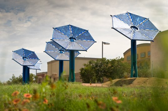 sustainable design, green design, renewable energy, solar panels, photovoltaic, led, mueller, austin, Harries/Heder