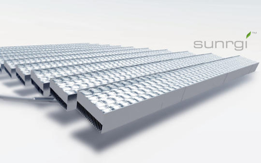 Sunrgi solar power, sunrgi xtreme concentrated photovoltaics, renewable energy costs, renewable energy technology, solar technology, energy efficiency, cost-effective solar, sunrgi1