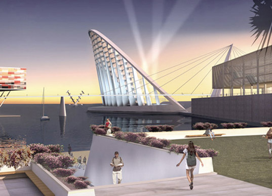 Teatro del Aqua, solar desalination in Spain, Seawater Greenhouse, Charles Paton, water issues, potable water, drinking water, fresh water, grimshaw architects, new oil, teatro1