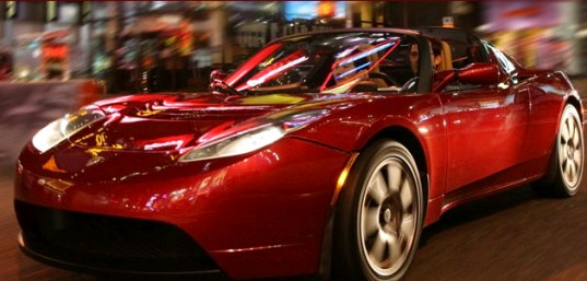 tesla roadster, tesla whitestar, tesla electric vehicle, EV, Electric car, electric sports car, eco sports car, green car, green sports car, green car congress, green power, REV, range extended vehicle, sustainable sports car, green automobile