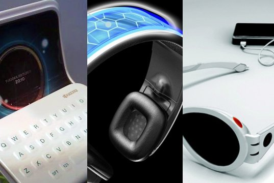 top 5, top five, gadgets, green gadgets, greener gadgets, concepts, concept ideas, green concepts