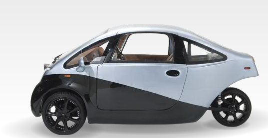 triac, green vehicles, sustainable vehicles, electric car, electric car for sale, highway capable vehicle