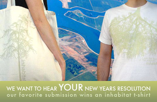 New Year's Resolution contest, tell us your new years resolution