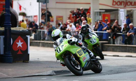 TTXGP, Team Agni, Rob Barber, electric motorbike grand prix, azhar hussain, isle of man