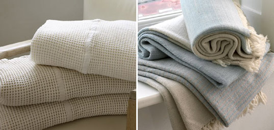 luma blankets, organic cotton blankets, merino wool blankets, organic cotton throw, merino wool throw