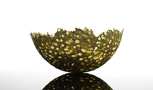 vegetables, bowls, art, dutch design, netherlands, Geke Wouters, dried, materials, edible, biodegradable