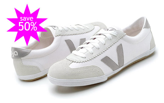 veja sneakers, veja women's, veja volley, volley sneakers, ethical sneakers, eco sneakers, eco friendly sneakers, veja, organic sneakers