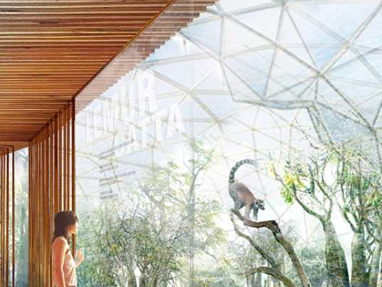 vincenneszoo, zoo, zoological park, eco zoo, sustainable zoo, solar power, france, renovation, conservation, biozones