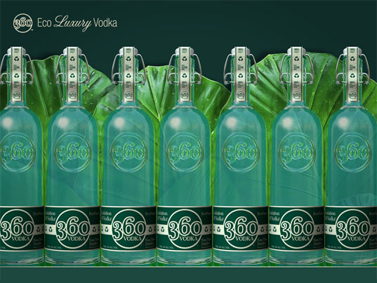 360 VODKA: World