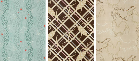 vintage wallpaper designs. and vintage wallpapers,
