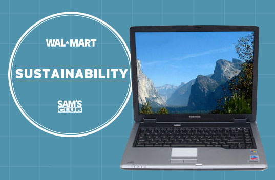Walmart, Green Electronics, Sustainability, Green Electronics Council, Green Consumer Electronics and packaging