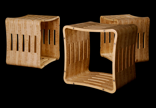 wAMBAMBOO Costello Seats, costello seat, bamboo furniture, green furniture design, 100% design london, australian furniture designer, Kent Gration, Wambamboo