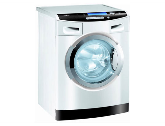 Haier WasH20, Eco laundry, eco appliances, greener appliances, eco washer, eco dryer