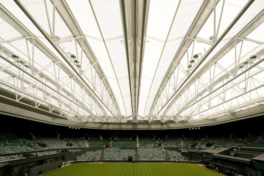 Wimbledon Set To Debut Innovative Retractable Roof