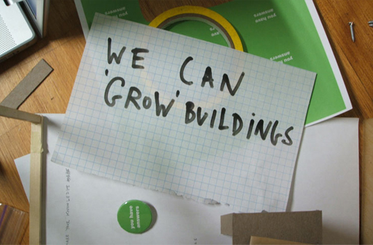 Can we grow buildings?