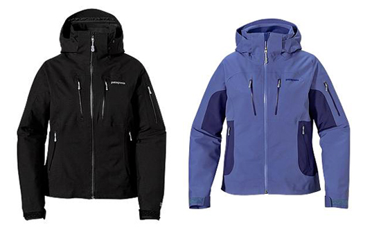 Patagonia, Patagonia recyclable shells, Patagonia recyclable jacket, Patagonia vote the environment, Patagonia environmental outreach, Patagonia Common threads recycling, Patagonia Womens Powder Bowl Jacket