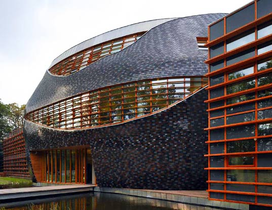 sustainable design, green building, green architecture, world wildlife fund headquarters, netherlands, wwf international, rau architecture