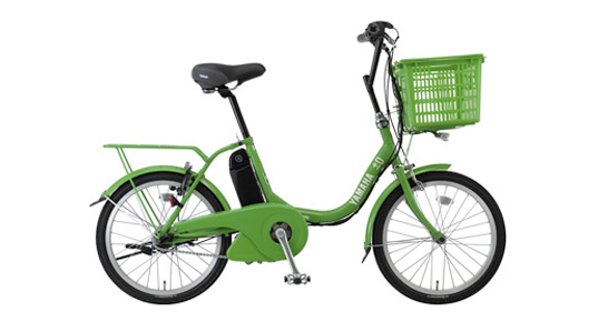 yamaha electric bike, plus minus zero bike, electric hybrid bike, PAS City-c limited edition bike