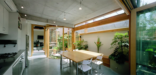 Zen Architects, Zen House Australia, North Carlton Green House Australia, North Carlton Green House, green building Melbourne, green building Australia, natural landscaping, grey water harvesting, urban green living, eco-friendly building, sustainable design Australia, zenhouse1.jpg